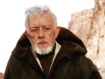 A legendary Jedi Master, Obi-Wan Kenobi was a noble man and gifted in the ways of the Force. He trained Anakin Skywalker, served as a general in the Republic Army during the Clone Wars, and guided Luke Skywalker as a mentor.